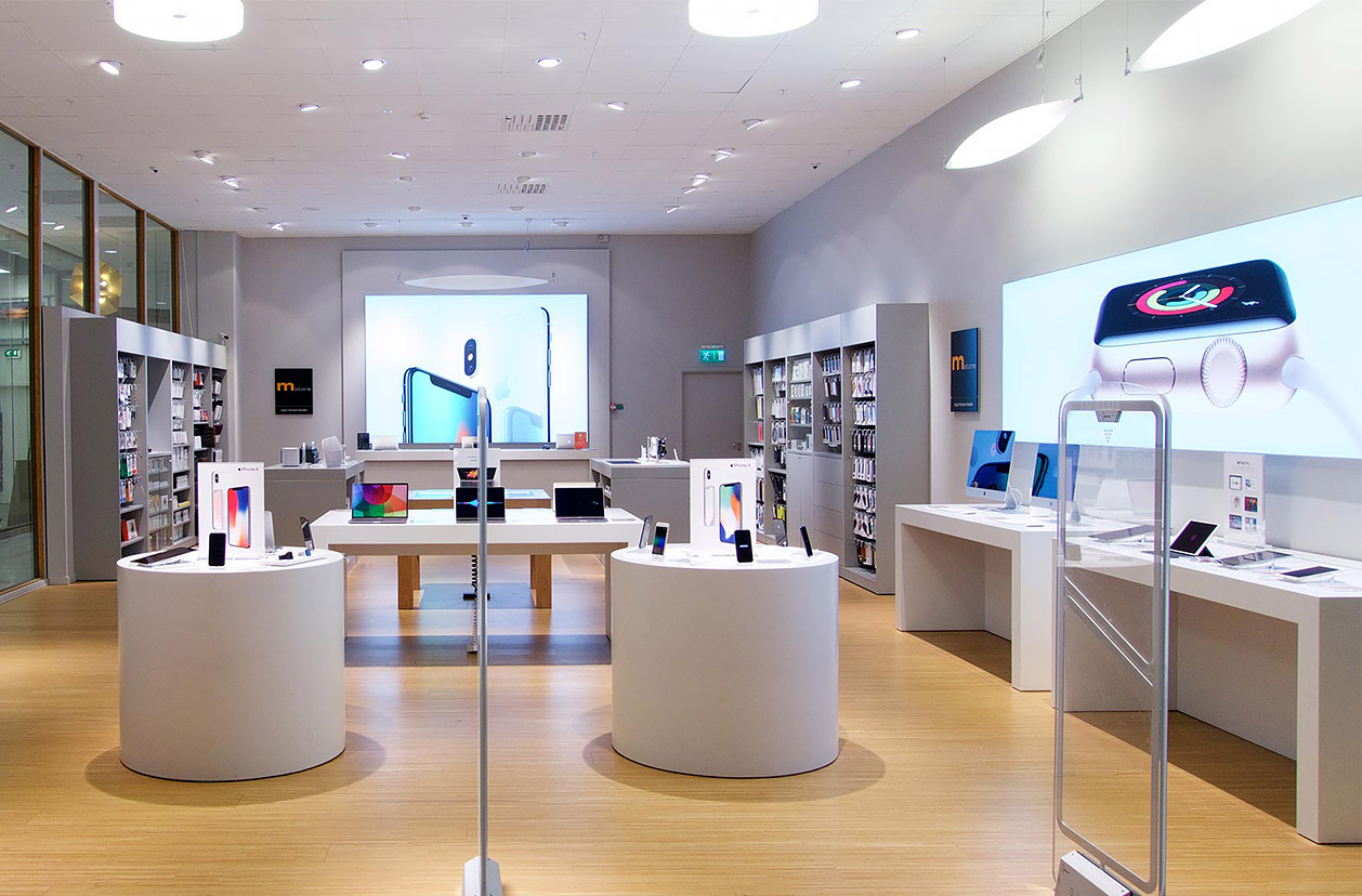 Apple butik malmö