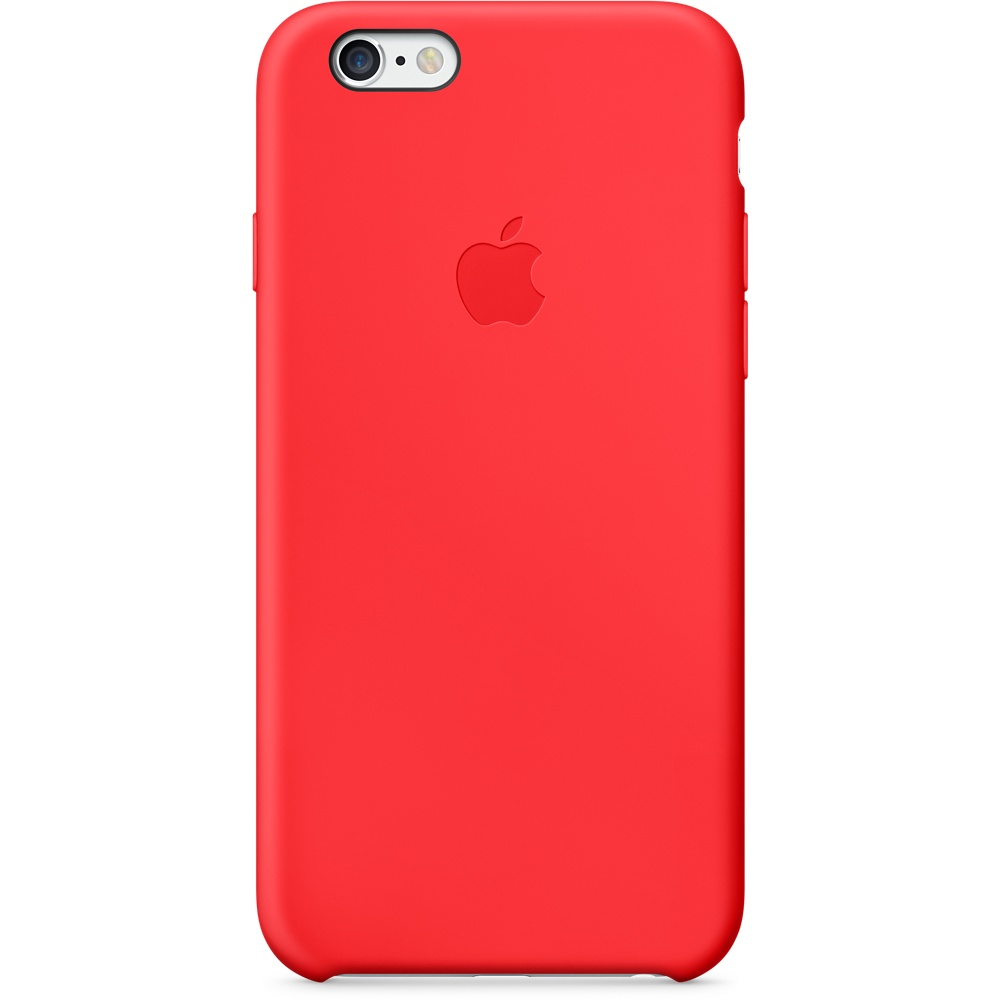 red iphone 6 apple iphone 6 silicone 12845