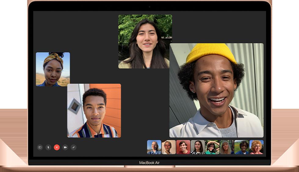 MacBook Air 2020 är en liten multimediamaskin
