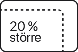 MacBook Air 2020 har 20% yta för multi-touch-gester