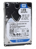 "Western Digital Blue 1TB, 2.5"" SATA/6, 5400 rpm, 8MB"