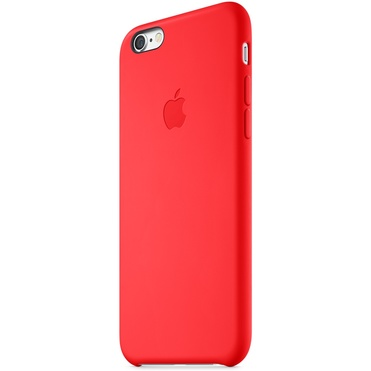 Apple iPhone 6 Silicone Case - Red