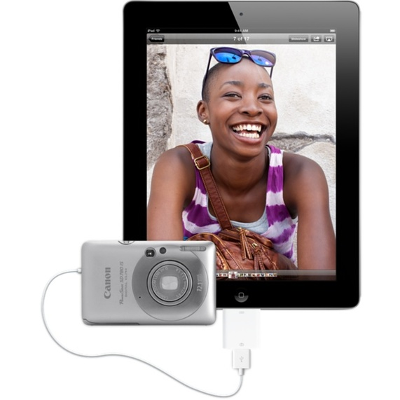 Apple 30-pin iPad camera connection kit