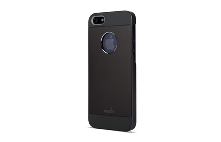 Moshi iGlaze Armour case iPhone 5 - Svart