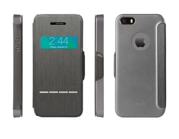 Moshi SenseCover iPhone 5/5S Black