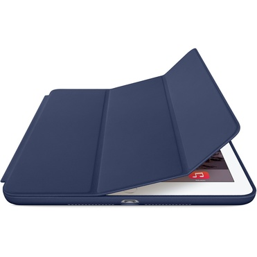 Apple Leather Smart Case för iPad Air 2 - Blå