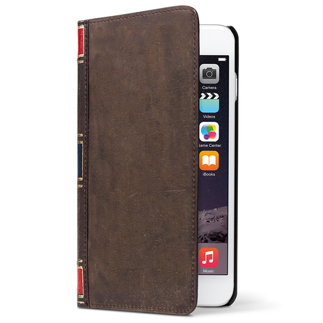 Twelve South BookBook för iPhone 6 - Brun
