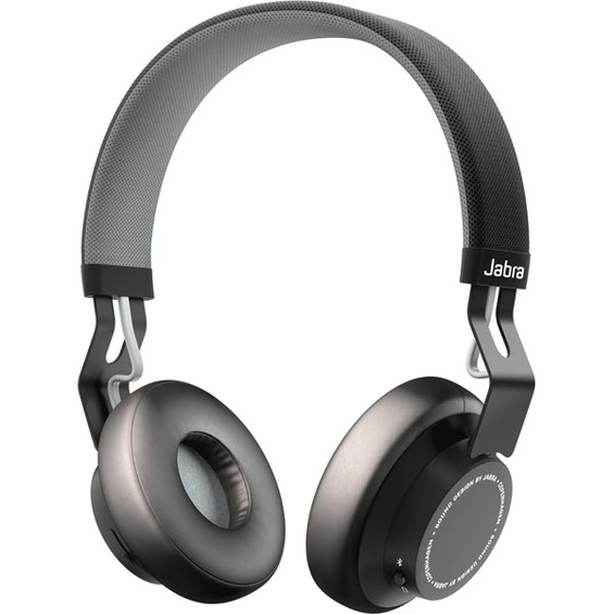 Jabra Move Wireless on-ear headset - Svart