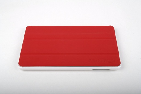 Pomologic Awake cover för iPad Air – Röd