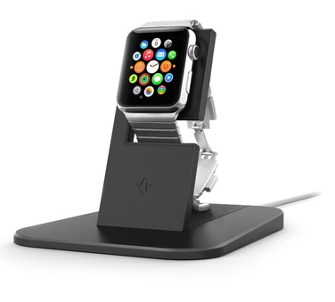 Twelve South HiRise för Apple Watch - Svart