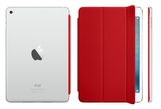 Apple Smart Cover för iPad mini 4 - Röd