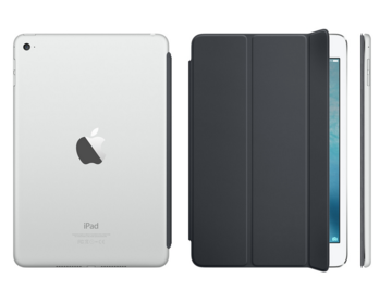 Apple Smart Cover för iPad mini 4 - Grafitgrå