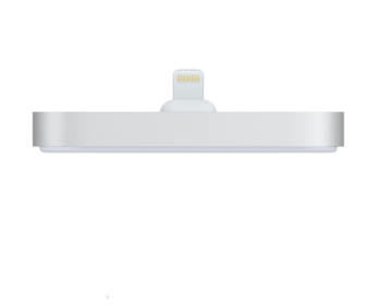Apple iPhone Lightning Dock - Rymdsilver