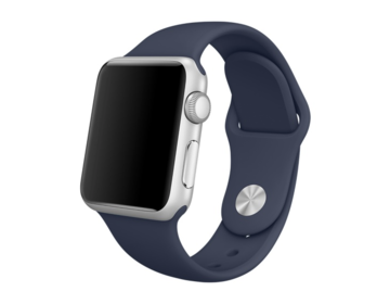 Apple Watch Armband Sportband 42mm - Midnattsblå