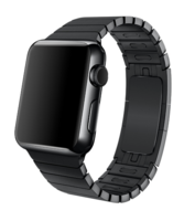 Apple Watch Armband Länkarmband 42mm - Rymdsvart