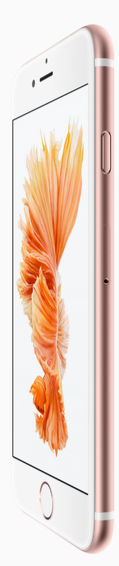 iPhone 6s 128GB Rosa Guld