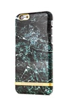 R&F för iPhone 6/6s - Green Marble Glossy