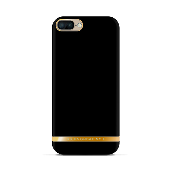 R&F för iPhone 7 Plus - Classic Satin Black