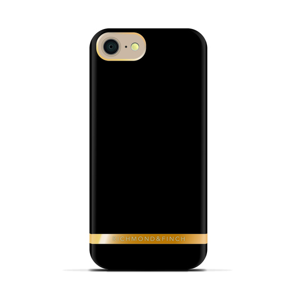 R&F för iPhone 5/5S/SE Classic Satin Black