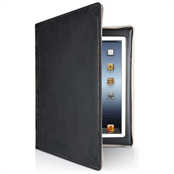 Twelve South BookBook Volume 2 för iPad 2 och iPad 3 - Svart