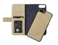 Decoded - 2 in 1 Leather Wallet Case Magnet för iPhone 7 Plus - Sahara