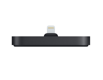 Apple iPhone Lightning Dock - Svart