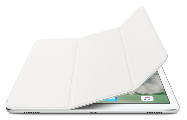 "Apple Smart Cover för iPad Pro 12,9""- Vit"