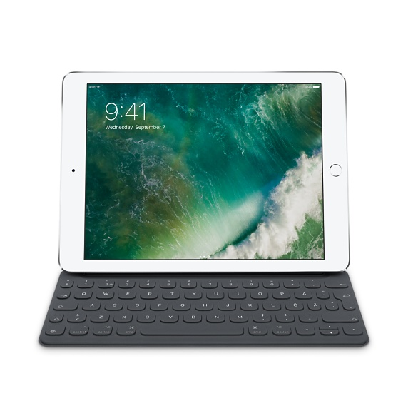 Apple Smart Keyboard för Apple iPad Pro 10.5 - Svenska