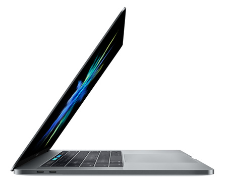 "Macbook Pro 15"" med Touch Bar 2017"