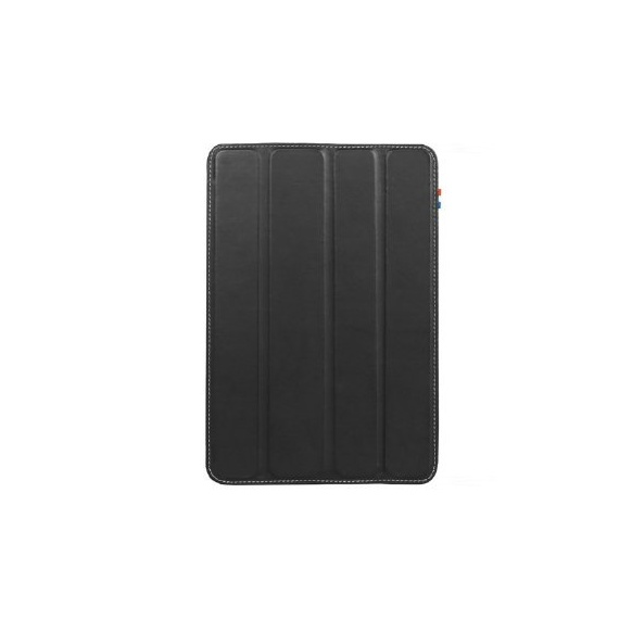 Decoded iPad mini (retina) Leather Slim Cover - Svart