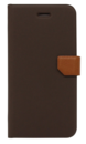 Fenice Diario Ver2 för iPhone 6 1+1=3 - Brown/Prestige Brown