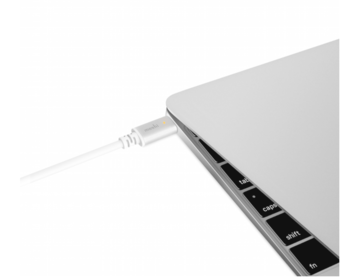 Moshi - USB-C to USB Cable 1 m - White