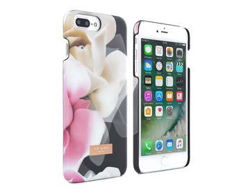 Ted Baker - Hard Shell for iPhone 7 Plus - Annotei - Porcelain Rose Black