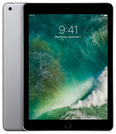 Apple iPad Wi-Fi 32GB - Rymdgrå