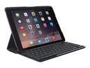 Logitech Slim Folio för iPad (2017) - Carbon Black