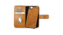 dbramante1928 Signature Lynge Wallet för iPhone 5/5s/SE - Golden Tan