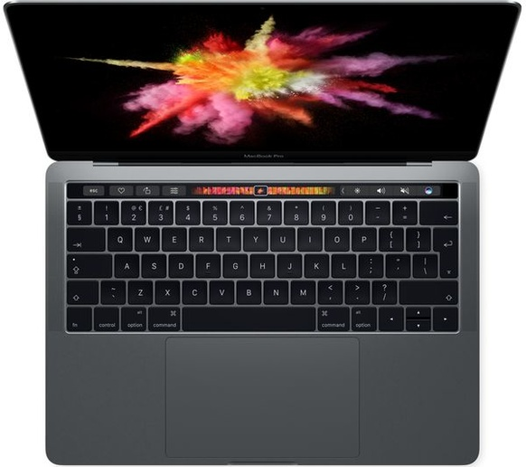 MacBook Pro 13 med Touch Bar i5 3.1GHz/8GB/256GB/Intel Iris Plus 650 - Rymdgrå