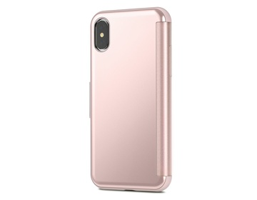 Moshi - StealthCover för iPhone X Champagne Pink