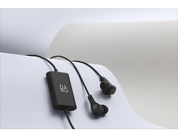 B&O BeoPlay E4 - Black  with Active Noise Cancellation