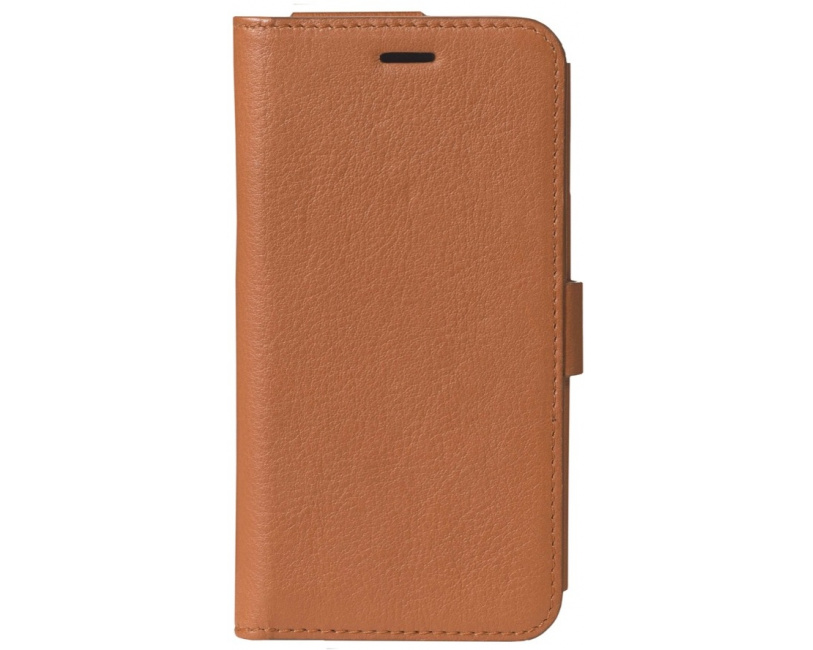 Decoded Leather Wallet Case iPhone 6 Plus - brown
