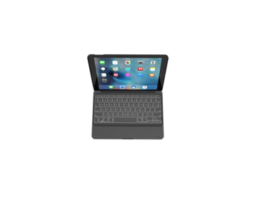 "Zagg Folio Case Keyboard iPad Pro 9.7"" Backlit Nordic"