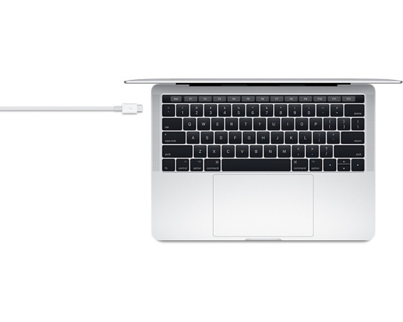 Apple Thunderbolt 3 (USB-C) Kabel (0.8m)