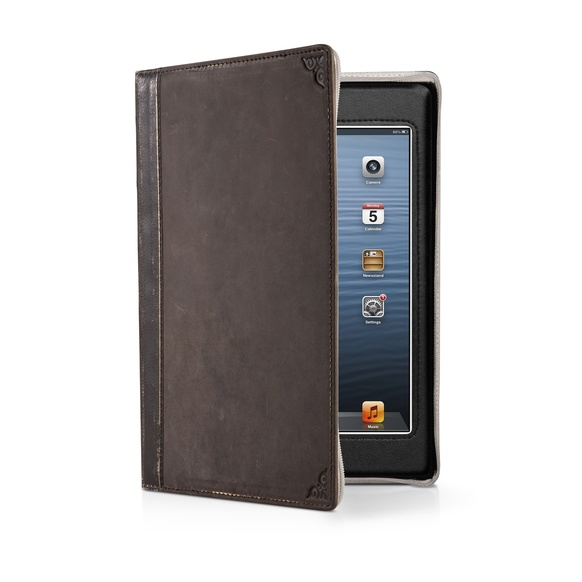 Twelve South BookBook för iPad mini - Brun