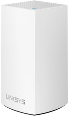 Linksys Velop WHW0101 MESH - Trådlös router - 802.11ac - Dubbelband