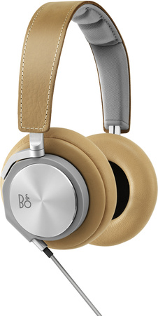 B&O BeoPlay H6 Over-ear headset - Natural Leather