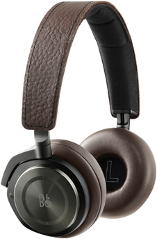 B&O BeoPlay H8 Noisecancelling BT Headset - Gray Hazel - DEMO