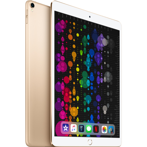 Apple iPad Pro 10.5 - 2018 - Wi-Fi - 512GB - Guld