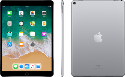 Apple iPad Pro 10.5  Wi-Fi 256GB - Rymdgrå