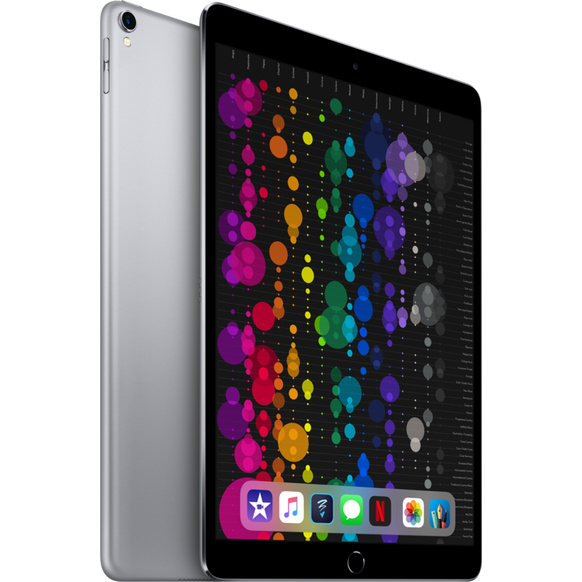 Apple iPad Pro 10.5 - 2018 - Wi-Fi + Cellular - 512GB - Rymdgrå