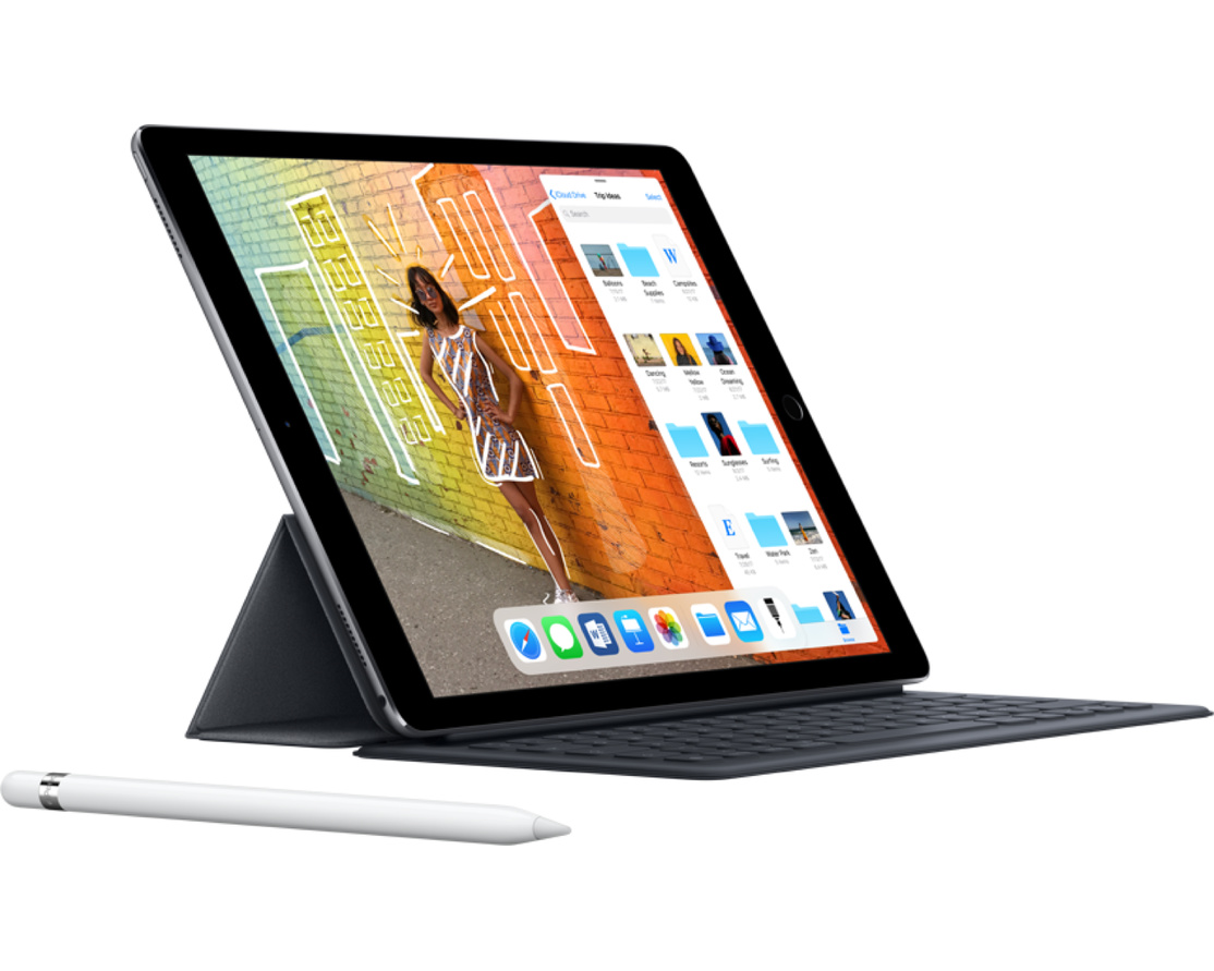 Apple iPad Pro 12.9  Wi-Fi + Cellular 512GB - Rymdgrå
